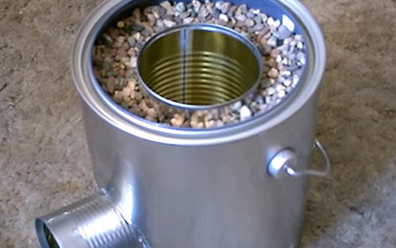 Best DIY Rocket Stove Plans
