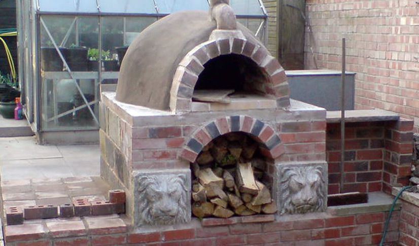 Garden and seeds sustainability sustainable garden for How to make a cob oven