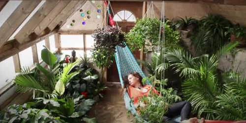 HOW TO: Build a Stunning Underground Earth-ship Greenhouse