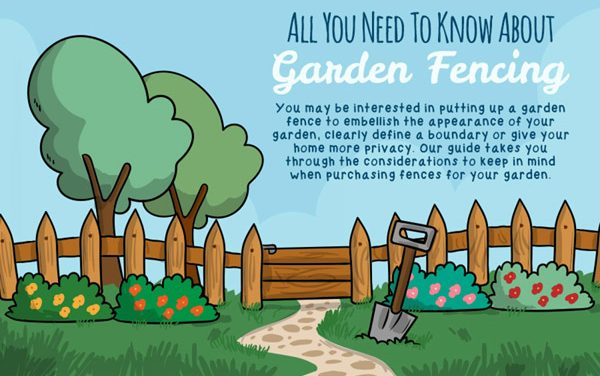 All You Need to Know About Garden Fencing
